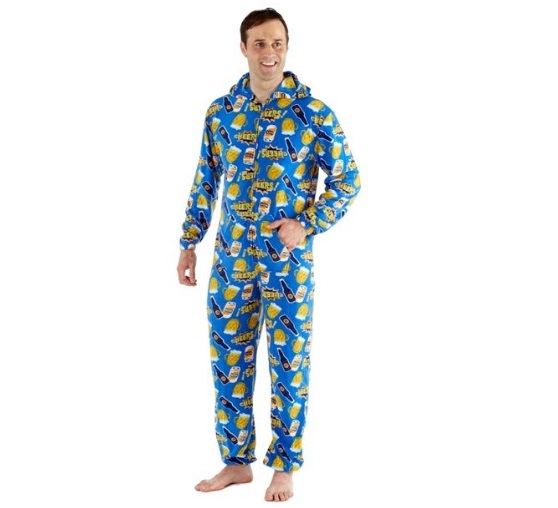 Beer Print Onesie – Adult – Mens fa011b903