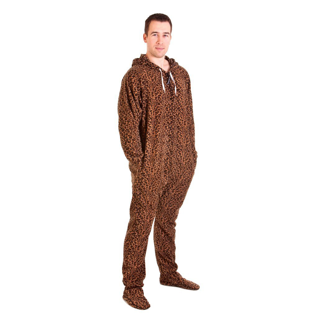 Men's Animals Costumes Your girlfriend might occasionally call you one, your mom will tell you don't act like one and your friends all think you're a party one. Prove them all right and wear a men's animal costume for Halloween.