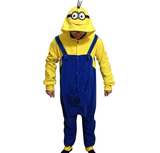a83ae88aece2 Despicable Me Minion Onesie – Adult – Unisex